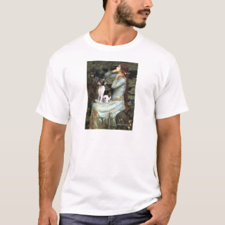 Toy Fox Terrier - Ophelia Seated T-Shirt