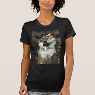 Toy Fox Terrier - Ophelia Seated Shirt
