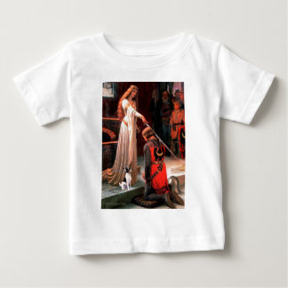 Toy Fox Terrier - The Accolade Baby T-Shirt