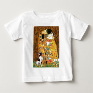 Toy Fox Terrier - The Kiss Baby T-Shirt