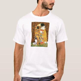 Toy Fox Terrier - The Kiss T-Shirt