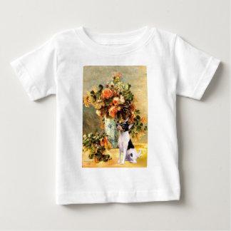 Toy Fox Terrier - Vase Baby T-Shirt