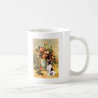 Toy Fox Terrier - Vase Coffee Mug