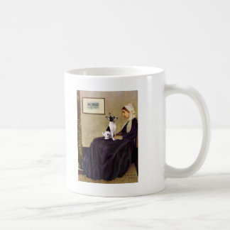 Toy Fox Terrier - Whistler's Mother Coffee Mug