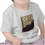 Toy Fox Terrier - Whistler's Mother Tshirt