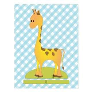 Toy Giraffee Post Cards