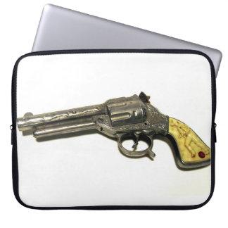 Toy Gun Laptop Sleeve