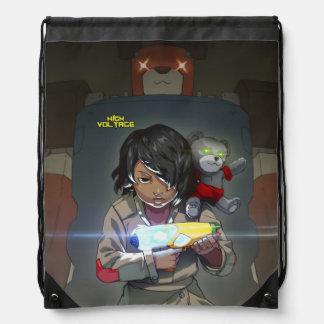 Toy Maker Drawstring Backpack