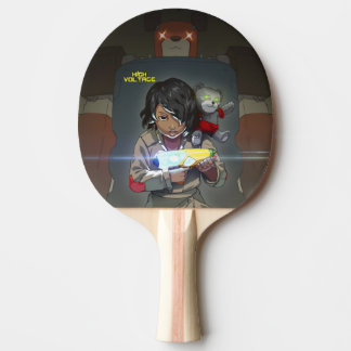 Toy Maker Ping Pong Paddle