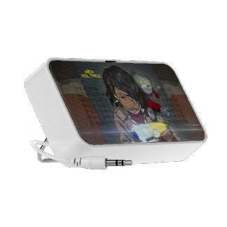 Toy Maker Portable Speaker