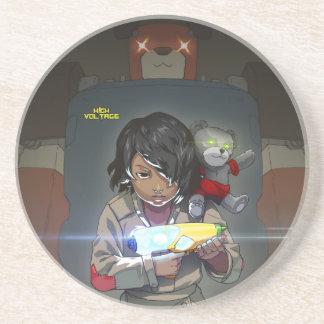 Toy Maker Sandstone Coaster