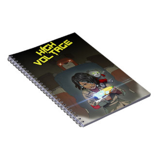 Toy Maker Spiral Photo Notebook