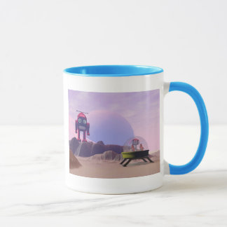 Toy Moon Walker Scene Mug