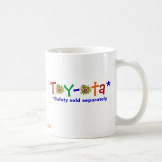 Toy-ota Classic White Coffee Mug