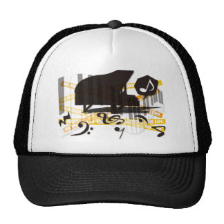 Toy_Piano Trucker Hat