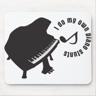 Toy_Piano Mouse Pad