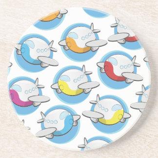 Toy Planes Coaster