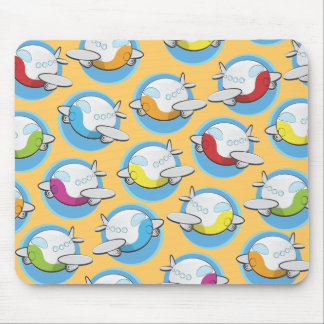 Toy Planes Mouse Pad