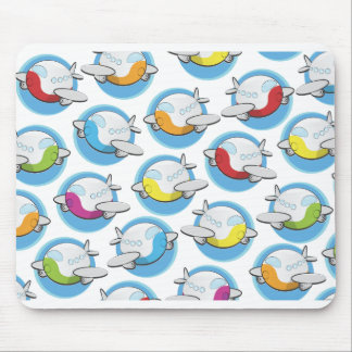 Toy Planes Mousepads