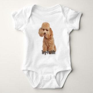 toy poodle breeds baby bodysuit