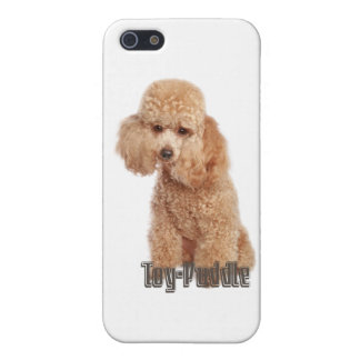 toy poodle breeds case for iPhone SE/5/5s