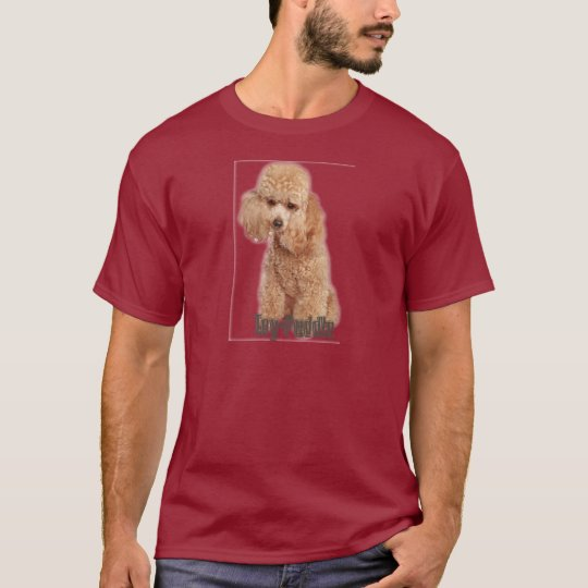 toy poodle breeds T-Shirt