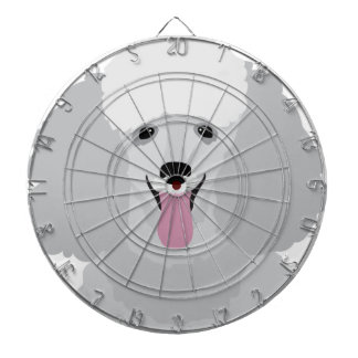 Toy Poodle Dart Boards