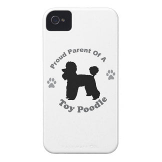 Toy Poodle iPhone 4 Case-Mate Case