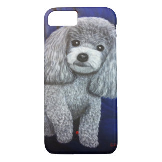 Toy Poodle iPhone 7 Case
