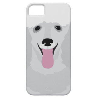 Toy Poodle iPhone SE/5/5s Case