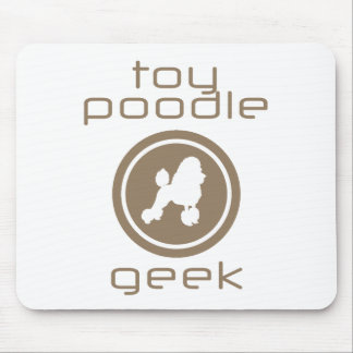 Toy Poodle Mouse Pad