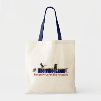 Toy Poodle Tote