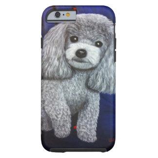 Toy Poodle Tough iPhone 6 Case