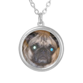 Toy Pug Necklace