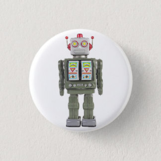 Toy Robot Button