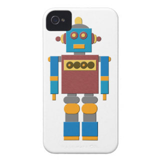 Toy Robot iPhone Case Case-Mate iPhone 4 Cases