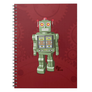 Toy Robot Notebook