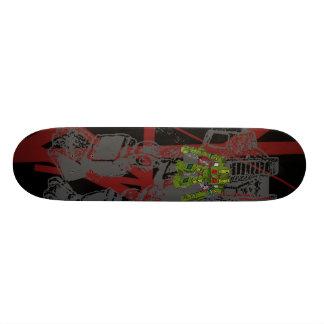 Toy Robot Skate Crew Skateboard Decks
