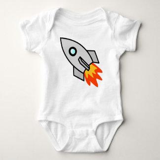 Toy Rocket Baby Bodysuit
