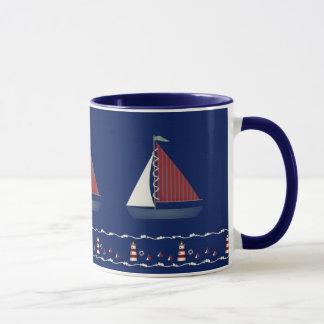 Toy Sailboat Mug
