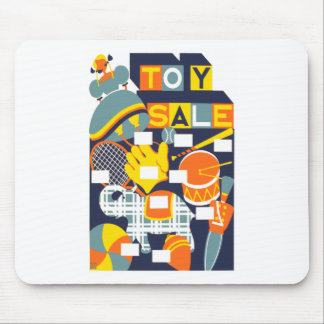 Toy Sale Mouse Pad