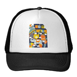 Toy Sale Trucker Hat