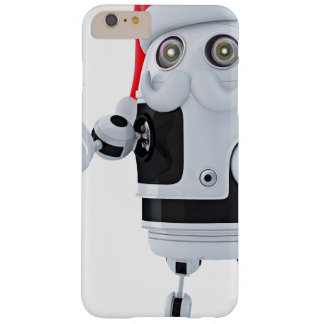 Toy Santa Claus Barely There iPhone 6 Plus Case