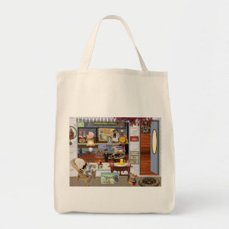 Toy Shop Tote Bag