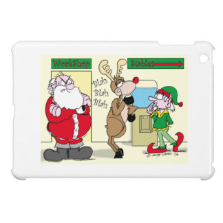 Toy Shop Water Cooler iPad Mini Cover