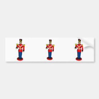 Toy Soldier Bumper Sticker