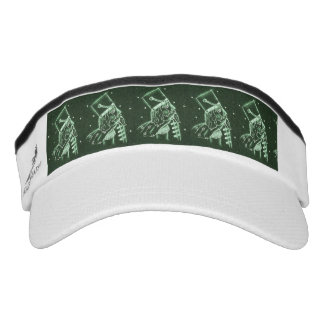Toy Soldier in Deep Forest Green Visor