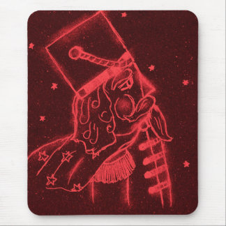 Toy Soldier in Red Mouse Pad