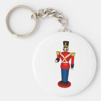 Toy Soldier Keychain