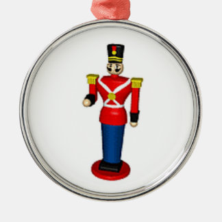 Toy Soldier Ornaments